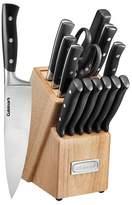 Cuisinart Triple Rivet 15pc Cutlery Block Set - C77TR-15P