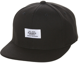 Flexfit Flex Fit Canvas Classic Snapback Cap Black