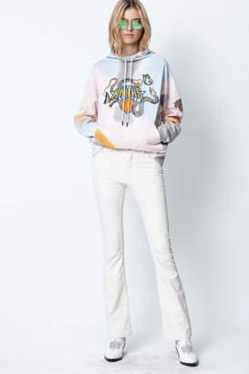 Zadig & Voltaire Wallace NY Knicks Sweatshirt