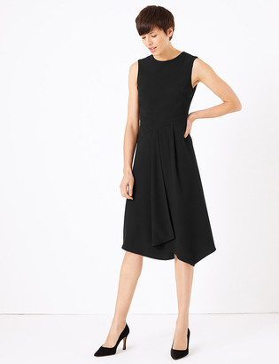 Marks and Spencer Fit & Flare Midi Dress