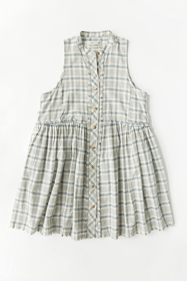Urban Outfitters Suki Button-Front Frock Dress