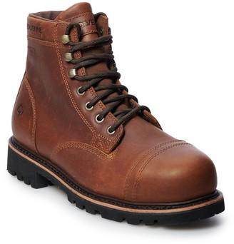 Wolverine Journeyman Men's Waterproof Work Boots