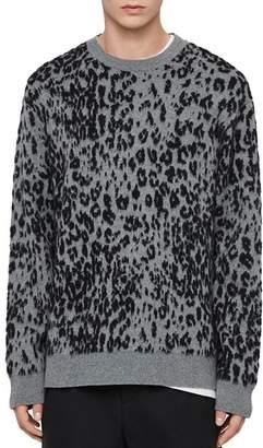 AllSaints Wildcat Crewneck Sweater