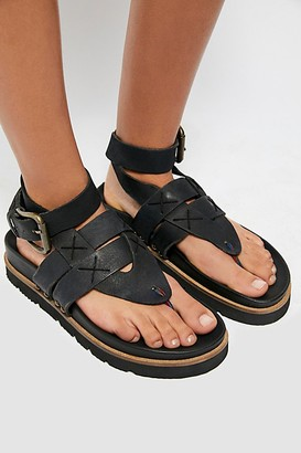 Fp Collection Valencia Wrap Sandals