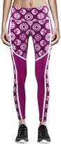 Zipravs Sport Leggings Yoga Gym Running Tights Long Inseam Pants With Designs For Women