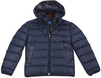 Fay Zipped Padded Coat