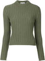 Moschino ribbed jumper - women - Cashmere/Virgin Wool - 40