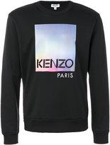 Kenzo printed jumper