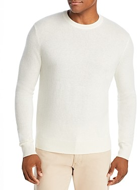 The Men's Store at Bloomingdale's Cashmere Crewneck Sweater - 100% Exclusive