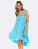 Deshabille Belagio Dress Aqua
