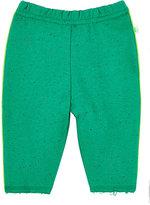 Noé & Zoë Crop Sweatpants-GREEN