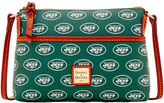 Dooney & Bourke NFL Jets Ginger Crossbody