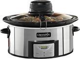 Crock Pot CROCK-POT Crock-Pot Digital Slow Cooker with iStir Stirring System