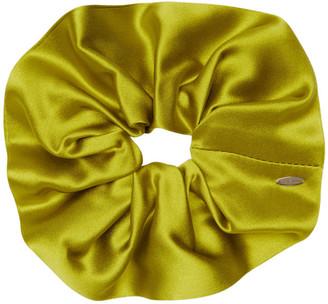 Sophie Buhai Green Elegant Scrunchie