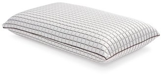 Modern Sleep Premium Coconut Infused Ventilated Memory Foam Pillow, Multiple Sizes