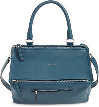Givenchy Medium Pandora Sugar Leather Satchel