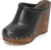 See by Chloe Clive Wedge Clogs