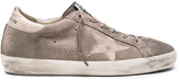 Golden Goose Deluxe Brand Suede Superstar Sneakers