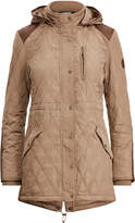Ralph Lauren Zip-Off-Hood Jacket