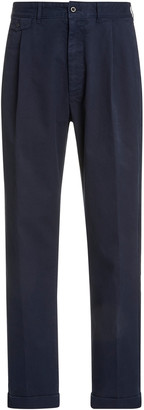 Alex Mill Pleated Cotton Chino Pants