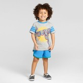 Cat & Jack Toddler Boys' Top and Bottom Sets Heather Gray
