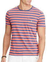 Polo Ralph Lauren Big and Tall Striped Jersey Tee