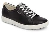 Ecco Women's Casual Hybrid Water Resistant Golf Sneaker