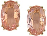 Carolee Faceted Stud Earrings