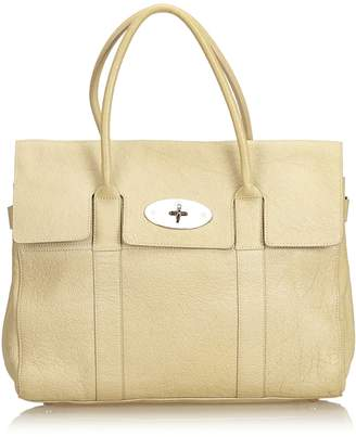 Mulberry Brown Leather Bayswater