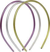 Sally Beauty DCNL Hair Accessories DCNL Assorted Metallic Headbands