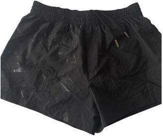 Christian Dior Black Synthetic Swimwear