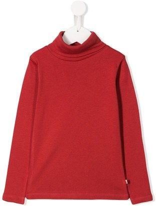 Bonpoint Roll Neck Top