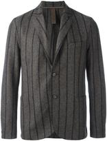 Eleventy striped blazer - men - Polyamide/Wool - 50