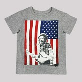 Jimi Hendrix Toddler Boys' Jimi Hendrix Americana T-Shirt Grey