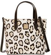 Dooney & Bourke Serengeti Mini Waverly Top Handle Bag