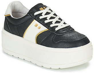 Coolway RUSH women's Shoes (Trainers) in Black