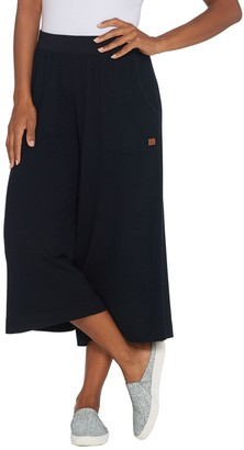Peace Love World Comfy Knit Gaucho Pants