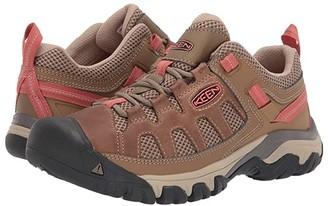 Keen Targhee Vent (Sandy/Cornstalk) Women's Shoes