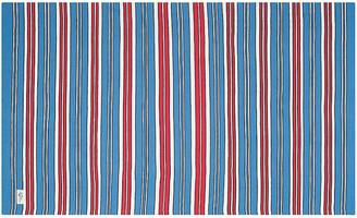 Ralph Lauren Home Racing Stripe Point Rug 2'x3'
