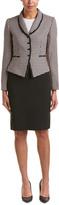 Tahari by Arthur S. Levine Tahari Asl Skirt Suit