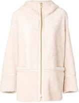 Sylvie Schimmel sheep skin coat - women - Sheep Skin/Shearling - 36