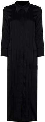 KHAITE Gabby midi dress