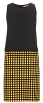 Bottega Veneta Printed wool dress