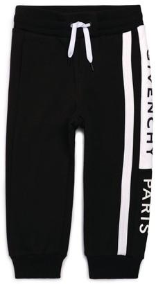 Givenchy Kids Side Logo Sweatpants