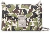 Miu Miu camouflage print shoulder bag