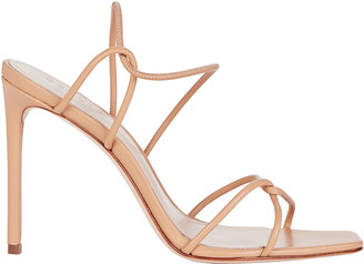 Schutz Gabiele Strappy Leather Sandals