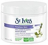 St. Ives Timeless Skin Facial Moisturizer, Collagen Elastin 10 oz