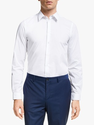Paul Smith Stretch Cotton Shirt