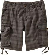 "Old Navy Men's Patterned Cargo Shorts (10"")"