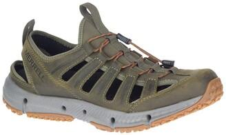 Merrell Hydrotrekker Leather Sieve Fisherman Sandal